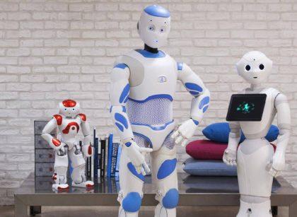 مستقبل مشرق ينتظر مهندسي الروبوتات المحتملين