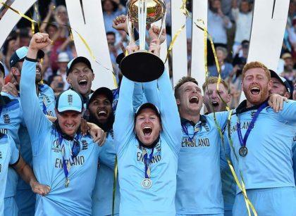 يقدم المحتوى الرقمي لكأس العالم للكريكيت في ICC أرقامًا قياسية
